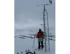 Weather Stations Membantu Pemain Ski Aman Dari Longsor
