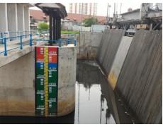 Pengaplikasian Alat Pengukur Ketinggian Level Air