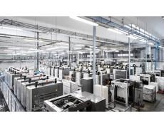 Perusahaan Printing Memantau Penggunaan Energi Dengan Data Logger