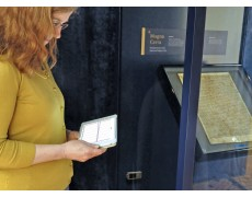 Bluetooth Low Energy (BLE) Data Logger Melindungi Piagam Magna Carta