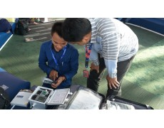 Demo HOBO Data Logger RX-3000 Temperature & RH Web Base Monitoring System di Bandar Udara Internasional Soekarno-Hatta