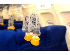 Uji Coba Generator Wadah Oksigen Pada Pesawat Dengan HOBO Data Logger