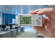 Alat Untuk Mengukur Dan Mencatat Temperatur Udara Otomatis