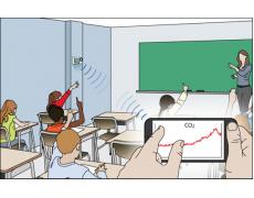 Karbon Dioksida (CO2) Tinggi Dalam Ruangan Membuat Produktivitas Menurun