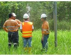 Pemasangan Weather Monitoring Station Di Bandung