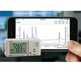 Bluetooth Low Energy Temperature-Relative Humidity Data Logger - HOBO - MX1101