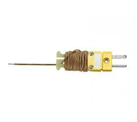 Type K 6 ft Beaded Thermocouple Sensor - TC6-K
