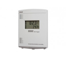 Temperature/Relative Humidity (RH) Data Logger - HOBO - LCD U14-001