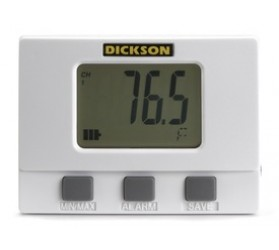 SM300 Display Temperature Data Logger