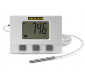 SM420 Display Temperature Data Logger