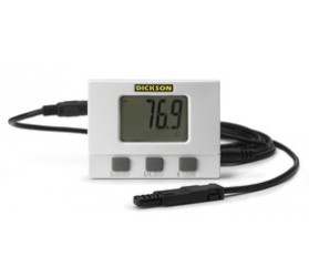 TM325 Display Temperature & Humidity Logger
